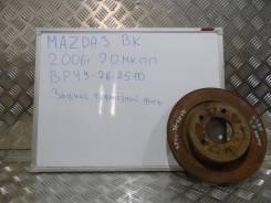 Диск тормозной. Mazda Axela, BK3P, BK5P, BKEP Mazda Mazda3, BK