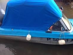 Казанка-5М3. Год: 1990 год, длина 4,70м., двигатель подвесной, 50,00л.с., бензин