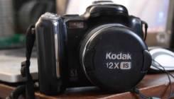 Kodak Easyshare P850. 5 - 5.9 Мп, зум: 12х