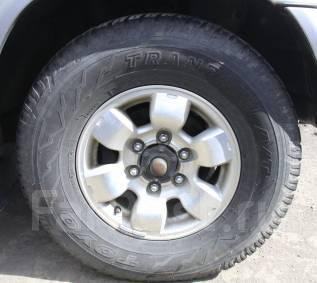 Комплект очень жирных всесезонных колес 265/70R15. 7.0x15 6x139.70 ET40