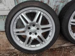 Комплект колес Brabus на новом лете 24540R19. 8.5/9.5x19 5x114.30 ET35/38 ЦО 62,0мм.