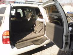 Обшивка багажника. Suzuki Escudo, TL52W, TD62W, TD52W, TD32W Двигатель RF