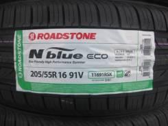 Nexen/Roadstone N'blue ECO. Летние, 2017 год, без износа, 1 шт