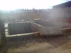 Места для постройки бокса. муханова гск Победа, р-н центр, 100 кв.м., подвал.