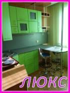 1-комнатная, улица Калинина 177. Чуркин, агентство, 37 кв.м. Кухня