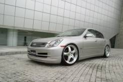 Обвес кузова аэродинамический. Nissan Skyline. Под заказ