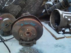 Диск тормозной. Toyota Raum, NCZ20 Двигатель 1NZFE