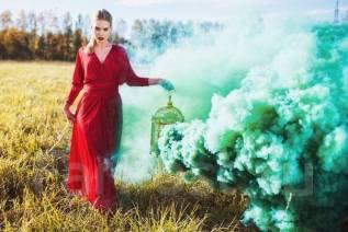 Акция Цветной дым - 300р! Яркие и интересные фотографии гарантируем