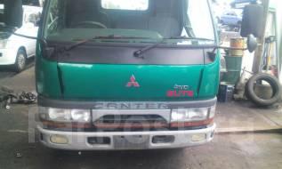 Кабина. Mitsubishi Canter Двигатель 4M40