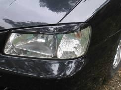Накладка на фару. Hyundai Elantra