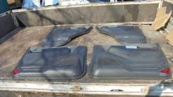 Обшивка двери. Mitsubishi Pajero iO, H77W, H76W, H72W, H71W Mitsubishi Pajero Pinin Двигатели: 4G94, 4G93