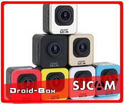 SJCAM M10 Cube Mini. 10 - 14.9 Мп, с объективом