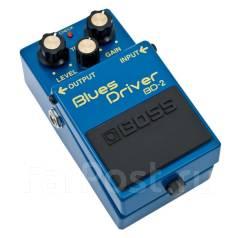 Гитарная педаль BOSS BD-2 (магазин Jazz)