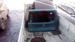 Дверь багажника. Nissan Cube, NZ12, Z12 Двигатель HR15DE