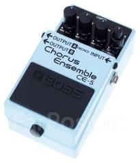 Гитарная педаль BOSS CE-5 (магазин Jazz)