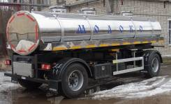Сзап. Прицеп-цистерна СЗАП 9800 литров, 9 800,00куб. м. Под заказ