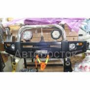 Силовые бампера. Nissan Safari Nissan Patrol, Y60