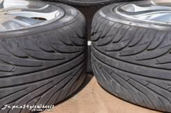Stich Miierren R17 / Nankang Ultra Sport NS-II + Roadstone N1000 7мм. 7.0x17 4x100.00, 4x114.30 ET28 ЦО 72,6мм.