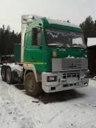 МАЗ 6430А9-320. МАЗ 6430А9 тягач, 2 700 куб. см., 40 000 кг.
