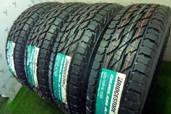 Bridgestone Dueler A/T D697. Всесезонные, 2013 год, без износа, 4 шт