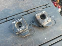 Подушка коробки передач. Toyota Prius, NHW20