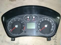Панель приборов. Ford Fiesta