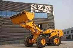 SZM. Новый Фронтальный погрузчик XGMA 956L