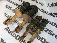 Амортизатор. Subaru Legacy Wagon, BH5, BHE, BHC, BH9 Subaru Legacy, BE5, BEE, BH9, BH5, BHE, BES, BHC, BE9 Subaru Legacy B4, BE9, BEE, BE5 Subaru Lega...