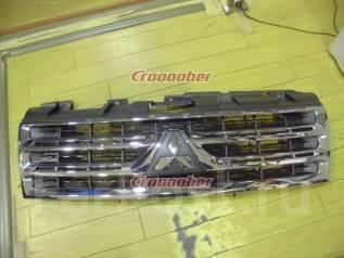 Решетка радиатора. Mitsubishi Pajero, V80, V83W, V87W, V88W, V93W, V97W, V98W Двигатели: 4M41, 6G72, 6G75. Под заказ
