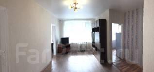 2-комнатная, улица Фрунзе 74. Центральный, частное лицо, 45 кв.м. Комната
