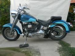 Harley-Davidson Softail. 1 640 куб. см., исправен, птс, с пробегом