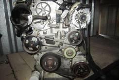 Двигатель. Nissan Primera, WRP12 Двигатель QR25DD