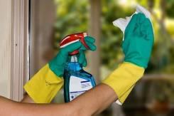 Услуги по уборке квартир, домов, коттеджей( мойка окон, лоджий).