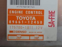Блок управления двс. Toyota Corolla, AE91 Toyota Corolla Levin, AE91 Toyota Sprinter Trueno, AE91 Toyota Sprinter, AE91 Двигатель 5AFHE