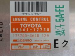 Блок управления двс. Toyota: Corolla, Corolla Levin, Sprinter Trueno, Sprinter Marino, Sprinter, Corolla Ceres Двигатель 5AFE