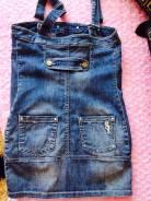 Сарафаны джинсовые. 40, 42, 40-44, 40-48