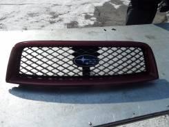 Решетка радиатора. Subaru Forester, SG5