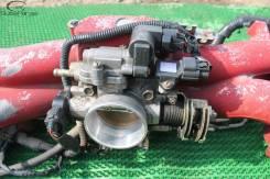 Заслонка дроссельная. Subaru Impreza WRX STI, GDB Двигатель EJ207