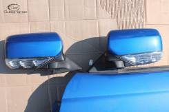 Зеркало заднего вида боковое. Subaru Forester, SG9, SG9L