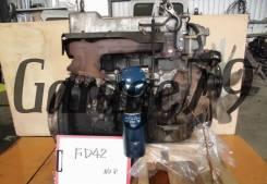 Двигатель в сборе. Nissan Atlas Двигатель FD42. Под заказ
