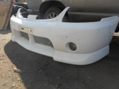 Бампер. Nissan Tino, HV10, V10, PV10