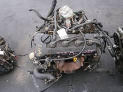 Двигатель GA15-DE (ДВС) Nissan Sunny FB14 б/у контрактный