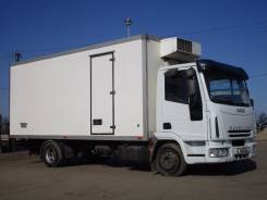 Iveco Eurocargo. 75E15 фургон рефрижератор, 5 861куб. см., 5 000кг., 4x2