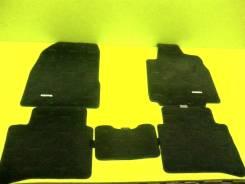 Коврики. Nissan Tiida, C11, C11X Двигатель HR15DE