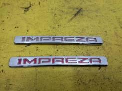 Эмблема. Subaru Impreza WRX STI, GDB Subaru Impreza, GDB Двигатель EJ207