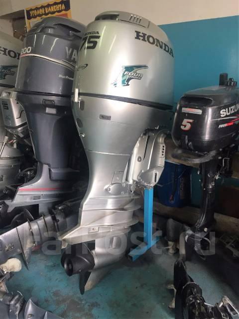 honda-150 мотор подвесной