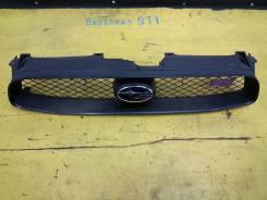 Решетка радиатора. Subaru Impreza WRX STI, GDB Двигатель EJ207