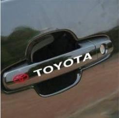 Наклейка. Toyota. Под заказ