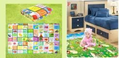 Детский коврик игровой 1.2*1.8* Супер Развивающий