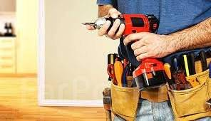 Мастер на дом срочно (муж на час)(домашний мастер) сантехник электрик